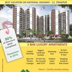 3BHK Luxury Apartments-Pay the least... Relax the most   https://shar.es/1cASw9  via @visually #Visually #infographic