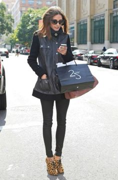 Olivia Palermo Street Style Fall Fashion 2013
