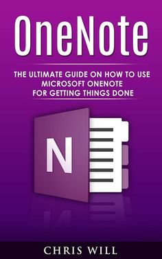 OneNote: The Ultimate Guide on How to Use Microsof. One Note Microsoft, Microsoft Excel, Microsoft Office, Microsoft Classroom, Computer Help, Computer Programming, Computer Tips, Cool Gifts For Him, One Note Tips