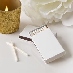 Find Perfectly plain collection box matches (pack of with quantity discounts here, along with other wedding favors and shower gifts. Candle Wedding Favors, Candle Favors, Wedding Party Favors, Wedding Shoppe, Bridal Shower Party, Practical Gifts, Wedding Matches, Party Gifts, Party Supplies