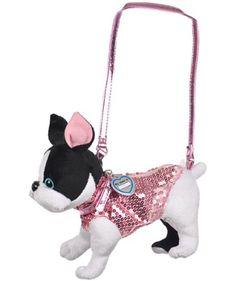 Poochie Purse Dog Toy