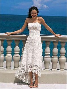 Hochzeitskleid Strand/ Brautkleider Abendkleid Ballkleid Maßgeschneidert HJ258