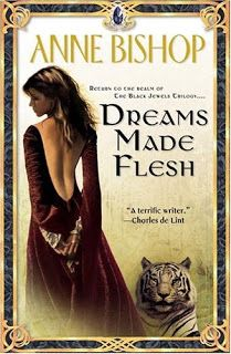 Genre: Fantasy; Witches, Magic, Demons, Winged People, WarlordsRating: 5 out of 5 StarsBack Cover: Jaenelle is the most powerful Witch ever known, centuries of hopes and dreams made flesh at last. She has forged ties with three of the realm's mightiest Blood warriors: Saetan, the High Lord of Hell,