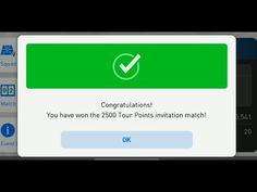 National Teams Tour Event 2,500 TP  Check Reward PES Konami