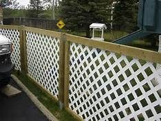 Cheap Fence Ideas - Bing Images