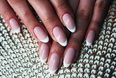 #french #manicure #nails #paznokcie