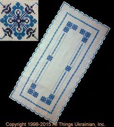 AllThingsUkrainian.com Embroidery # TE1531