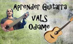 Aprender Guitarra Vals Odiame