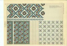 Embroidery Patterns, Cross Stitch Patterns, Brick Stitch, Folk Art, Celtic, Diy And Crafts, Traditional, Costume, Peasant Blouse