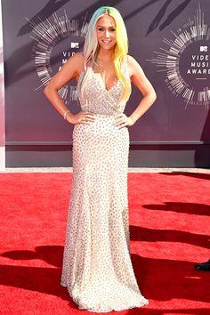 Kesha at the MTV Video Music Awards