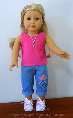 Val Spiers Sews Doll Designs: Progress on the next pattern