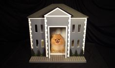 1000 images about awesome dog houses on pinterest dog houses expensive dogs and indoor dog - Unique indoor dog houses ...