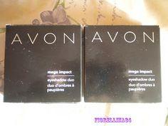 """...Fiorellina84...: Review Palette """"Mega Impact"""" Duo di Avon (con picc..."""