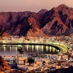 Muscat, Oman what an exotic place to travel to!
