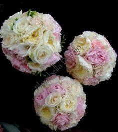 david austin rose | David Austin Rose Bridal Bouquet | Flickr - Photo Sharing!