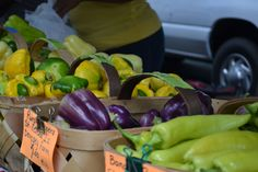 Fresh Produce, Hilton Head Farmers Market