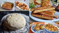 Aluat simplu pentru sărățele cu brânză, covrigei, pogăcele - rețeta de aluat 500. Rețeta veche de aluat cu brânză și unt sau untură, fără drojdie Cacao Beans, Hamburger, Recipies, Pizza, Bread, Cheese, Cookies, Cake, Food