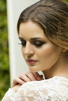 Bridal makeup by Huma