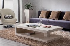 China Fashionable Marble Coffee Table Furniture (D8806#) - large image for Marble Coffee Table