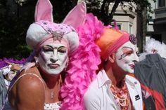 How Transvestite Nuns and Hunky Jesus Taught Me The Spirit of A Mindful Easter [Photo Slideshow: SF Sisters of Perpetual Indulgence] ~ Rachel Znerold, Apr 14, 2009