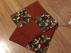 A personal favorite from my Etsy shop https://www.etsy.com/listing/508875153/apple-quilted-potholders-fall-apple