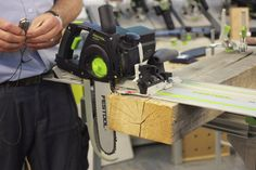 The Festool Sword Saw