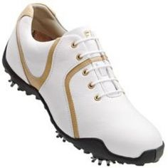 SALE - Womens Footjoy LoPro Golf Cleats White - BUY Now ONLY $64.99