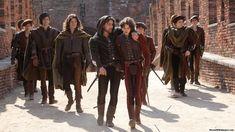Romeo & Juliet (2013) - the other men, italian renaissance, doublet, hose