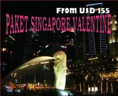 Singapore Valentine Packages. From USD 155. Visit Universal Studio Singapore or Legoland Malaysia or Hellokitty Town. Enjoy your holiday in Singapore. For booking and full information, please contact us (021) 231 6306 or visit http://ezytravel.co.id