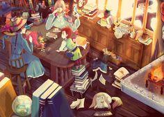 Howl's Moving Castle by Moondrophime.deviantart.com on @deviantART