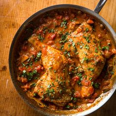 Detail sfs chicken cacciatore for two 8