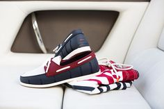 Chic styles and a focus on comfort - we've found your live-in summer shoes! Sailing Trips, Nautical Fashion, Summer Shoes, Fashion Advice, What To Wear, Air Jordans, Latest Trends, Adidas Sneakers, Loafers