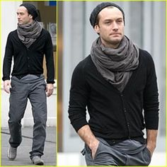"not ""my"" style but, scarves for men <3"