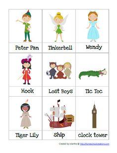 Free Peter Pan Preschool Pack