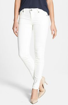 KUT from the Kloth 'Diana' Stretch Corduroy Skinny Pants available at #Nordstrom
