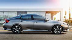 2016 Honda Civic Sedan Review #sedan #cars #hondacivic
