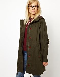 / Fred Perry Classic Parka