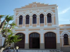 Camocim (CE) - Antiga estação ferroviária