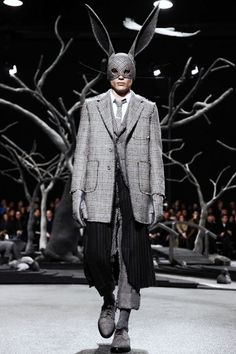 Thom Browne A/W 2014 neverending appreciation for thom browne.