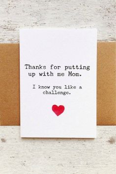 20 Mother's Day Cards That Are So On Point Your Abs Will Hurt From Laughing