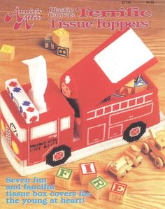 Free Plastic Canvas Patterns   ... Tissue Toppers~Plastic Canvas Patterns - Plastic Canvas Patterns