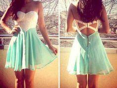 Nice strapples dress-summerwear