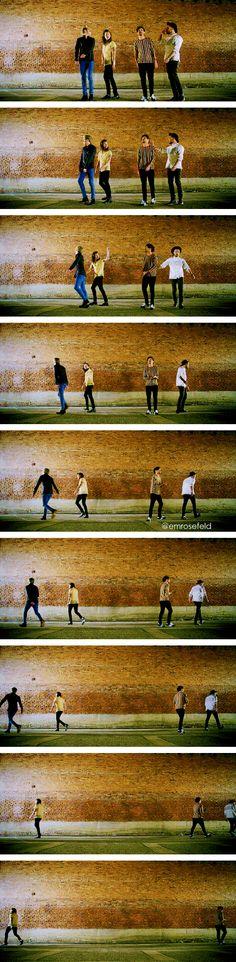 One Direction | History | @emrosefeld |