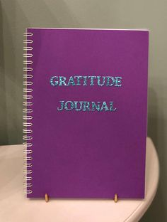 Gratitude Journals made by The Handmade Company - great to help uplift or as a unique gift! Colour combinations can be made to order Gratitude Journals, Unique Gifts, Handmade Gifts, Colour Combinations, Unique Jewelry, Etsy, Color, Kid Craft Gifts, Color Combos