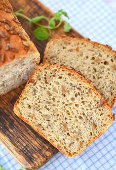 Polish Recipes, Calzone, Aga, Banana Bread, Bakery, Food And Drink, Yummy Food, Cooking, Breakfast