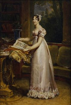 1811 Catherine de Wurtemberg (1783-1835), reine de Westphalie by Baron François Pascal Simon Gérard (Châteaux de Versailles et de Trianon - Versailles France) | Grand Ladies | gogm