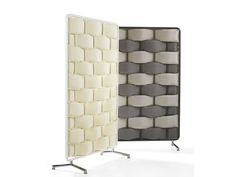 Fabric room divider LOOP by Abstracta | design Anya Sebton