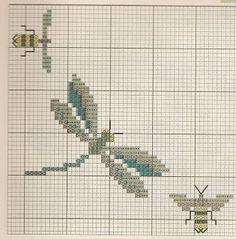 A Bruxinha do Ponto Cruz: libélulas