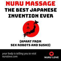 Japanese Inventions, Nuru Massage, Japanese Mom, Good Things