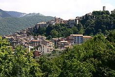 My father's hometown. Carpineto Romano, Italy